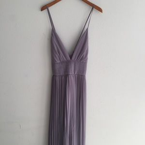 5569e56c5b Lulu s Dresses - LULU S DEPTHS OF MY LOVE LIGHT PURPLE MAXI DRESS